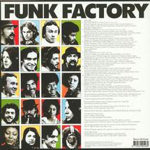 Funk Factory (Urbaniak/ Dudziak/ Kawka/ Gulgowski) - Funk Factory [LP]
