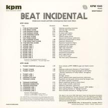 Alan Hawkshaw - Beat Incidental [LP]