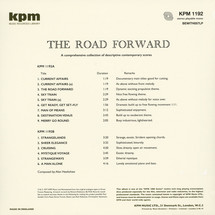 Alan Hawkshaw - The Road Forward [LP]