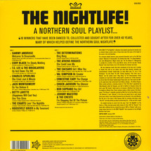 VA - The Nightlife! A Northern Soul Playlist... [LP]