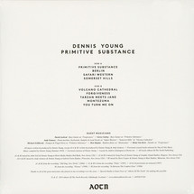 Dennis Young - Primitive Substance [LP]