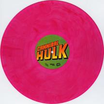 Ill Bill - Cannibal Hulk (Limited Alternative Cover/ Pink Vinyl) [LP]