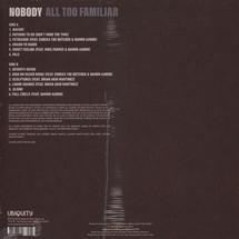 Nobody - All Too Familiar [LP]