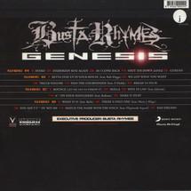 Busta Rhymes - The Genesis [2LP]