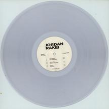 Jordan Rakei - Origin (LTD Heavyweight Clear LP+MP3) [LP]