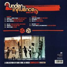 Winston - pres. Under The Influence Vol. 7 [2LP]