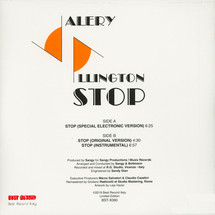"Valery Allington - Stop [12""]"