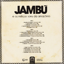 VA - Jambu - E Os Maticos Sons Da Amazonia
