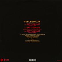 """Psychemagik - Rattlesnake EP [12""""]"""
