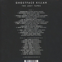 Ghostface Killah - The Lost Tapes (2CD Collector