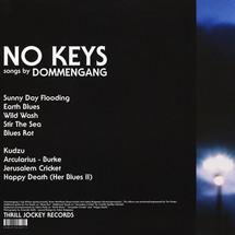 Dommengang - No Keys (LP+MP3) [LP]