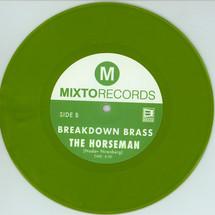 """Breakdown Brass - Mary Jane/ The Horseman [7""""]"""