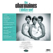 Charmaines - I Idolize You! Fraternity Recordings 1960-1964 [LP]