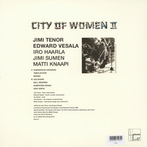 City Of Women / Jimi Tenor - City Of Women II [LP]