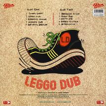 Ossie All-Stars - Leggo Dub [LP]