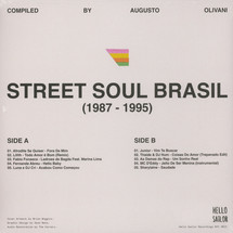 VA - Street Soul Brazil 1987-1995 [2LP]