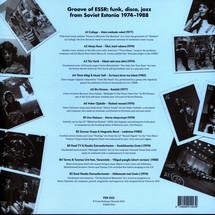 VA - Groove of ESSR [LP]
