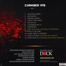 Inspectah Deck - Chamber No.9 [LP]