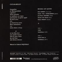 "Brussels Art Quintet - Vas-Y Voir [7""]"