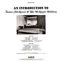 James McKenzie & The McKenzie Brothers - James McKenzie & The McKenzie Brothers [LP]