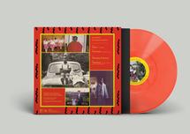 Lua Preta / Mentalcut - Polaquinha Preta EP (Orange Vinyl Edition)