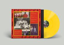 Lua Preta / Mentalcut - Polaquinha Preta EP (Yellow Vinyl Edition)