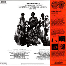 VA - Lamp Records - It Glowed Like The Sun: The Story Of Naptown