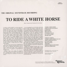 Sven Libaek - To Ride A White Horse OST [LP]