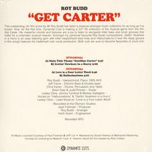 """Roy Budd - Get Carter OST [2x7""""]"""