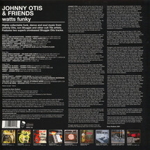 Johnny Otis & Friends - Watts Funky [2LP]