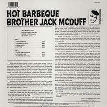 Jack Mcduff - HOT BARBEQUE