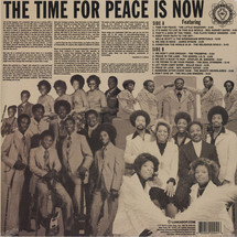 VA - The Time For Peace Is Now [LP]