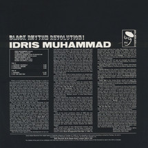 Idris Muhammad - Black Rhythm Revolution [LP]