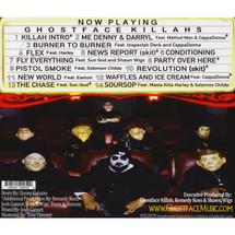 Ghostface Killah - Ghostface Killahs [CD]