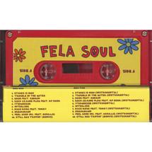 Fela Kuti - Fela Soul [kaseta]