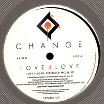 "Change - Love 4 Love/ Make Me (Go Crazy) - Remixes [12""]"
