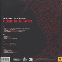 Alchemist & Oh No - Welcome To Los Santos [2LP]