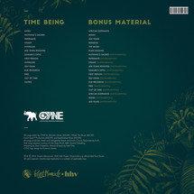 Cyne - Time Being (Deluxe Vinyl Edition)