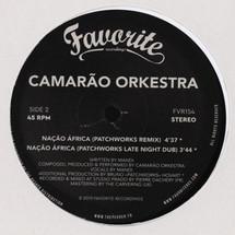 "Camarao Orkestra - Nacao Africa [12""]"