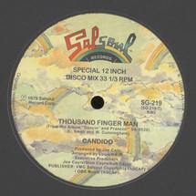 """Candido - Jingo/ Thousand Finger Man [12""""]"""
