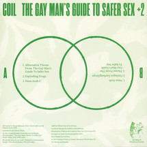 Coil - Theme From The Gay... [LP]