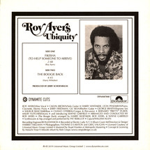 "Roy Ayers - Change Up The Groove [7""]"