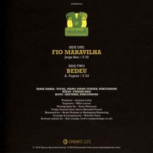 "Tania Maria - Fio Maravilha/ Bedeu [7""]"