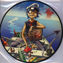 Gorillaz - Plastic Beach (Picture Disc) [2LP]