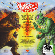 Lee Perry - Super Ape vs. Mr. Green: Open Door [2LP]