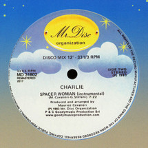"Charlie - Spacer Woman [12""]"