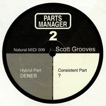 "Scott Grooves - Parts Manager 2 [12""]"