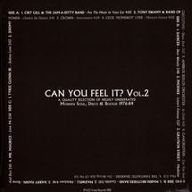 "VA - Can You Feel It? Vol.2 Modern Soul, Disco & Boogie [2LP+7""]"