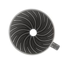 Drip ceramiczny - V60-02 Szary [zestaw]