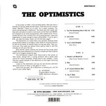 Optimistics - Optimistics [LP]